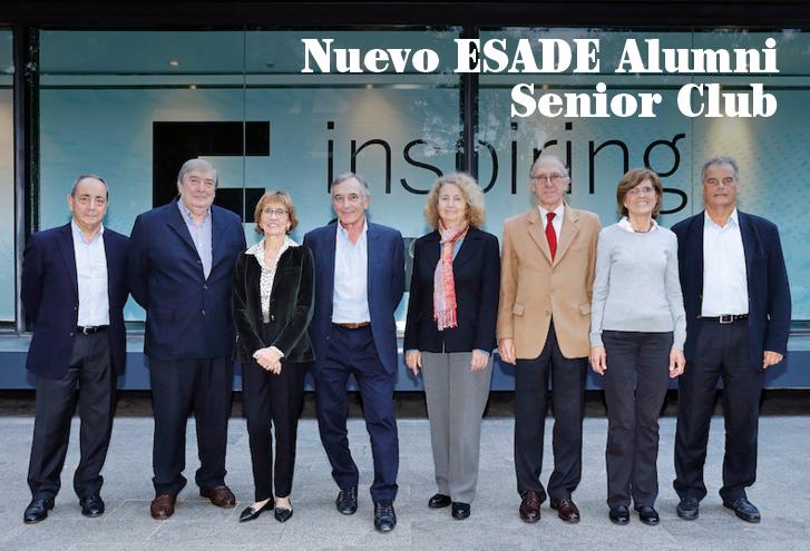 El nuevo ESADE Alumni Senior Club