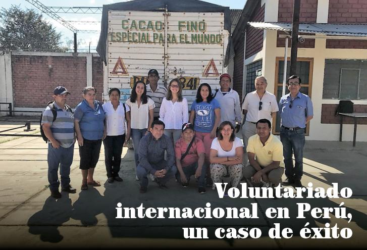 Voluntariado internacional en Perú, un caso de éxito