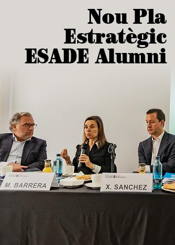 Be Connected, nou Pla Estratègic d'ESADE Alumni
