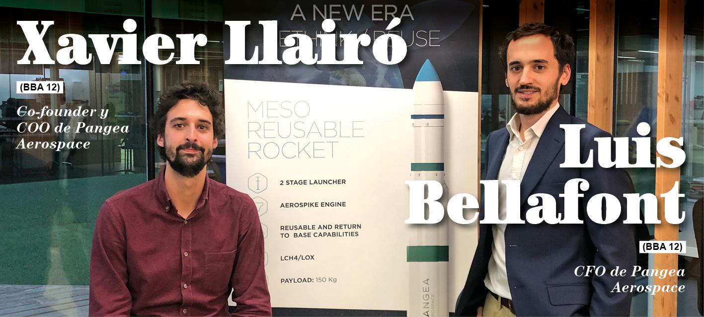 «Queremos integrar nuestras tecnologías en uno de los cohetes más eficientes del mundo»