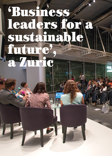 Business Leaders for a Sustainable Future