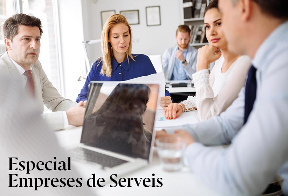 Empreses de serveis