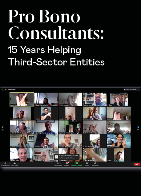 Pro Bono Consultants: 15 Years Helping Third-Sector Entities