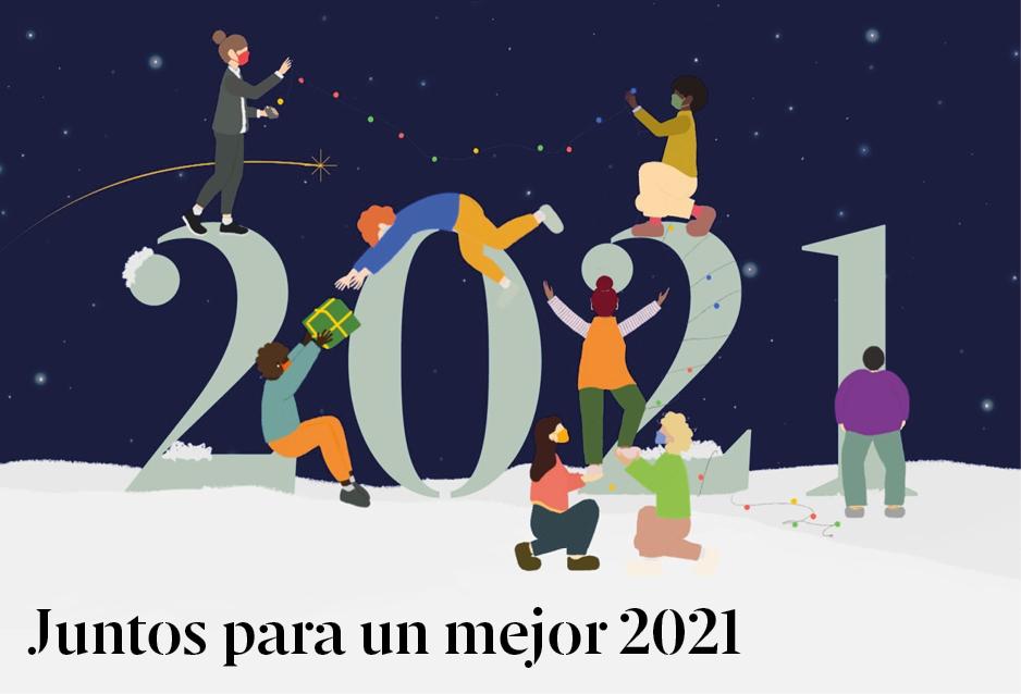 Juntos para un mejor 2021