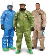 Kappler Chemical Suits
