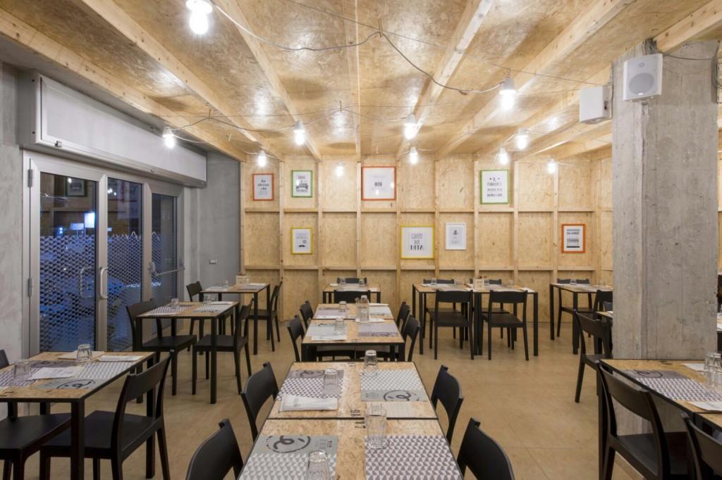 3bocconi ristorante by esagonoceramiche