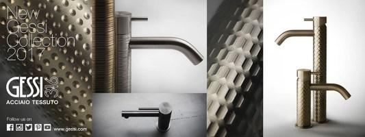 GESSI 316: non chiamateli semplici rubinetti