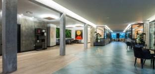 Il progetto di ristrutturazione della Galleria del Corso a Caserta