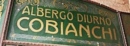 Storia del bagno: gli alberghi diurni Cobianchi