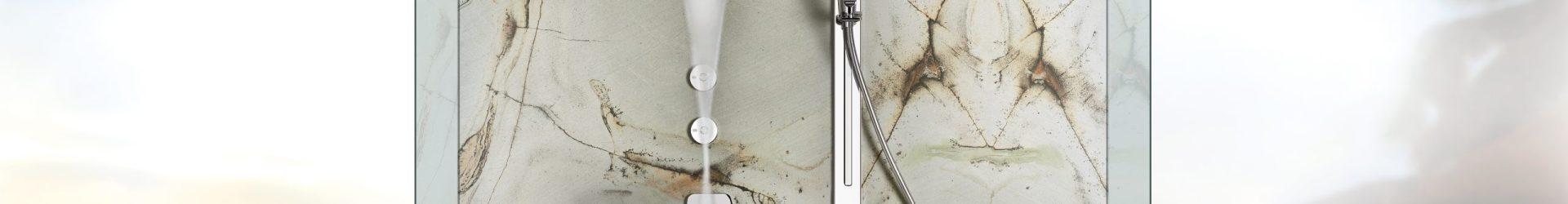 Piatto doccia: come scegliere il materiale più adatto