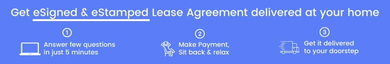 Online Lease Agreement