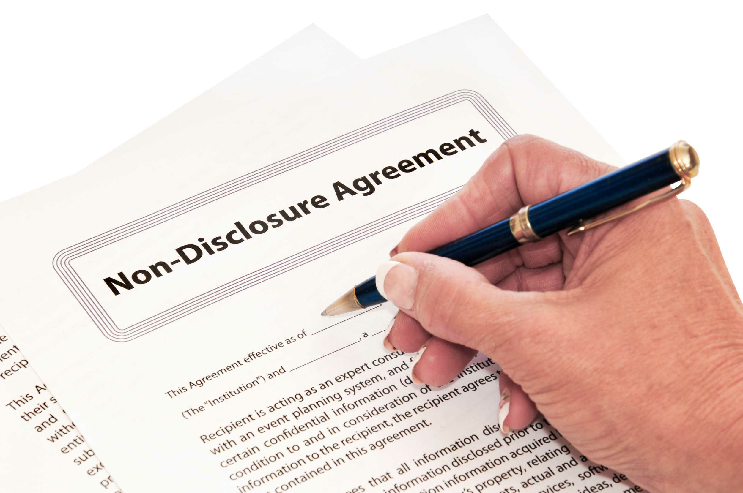 Why sign an NDA with Employees?