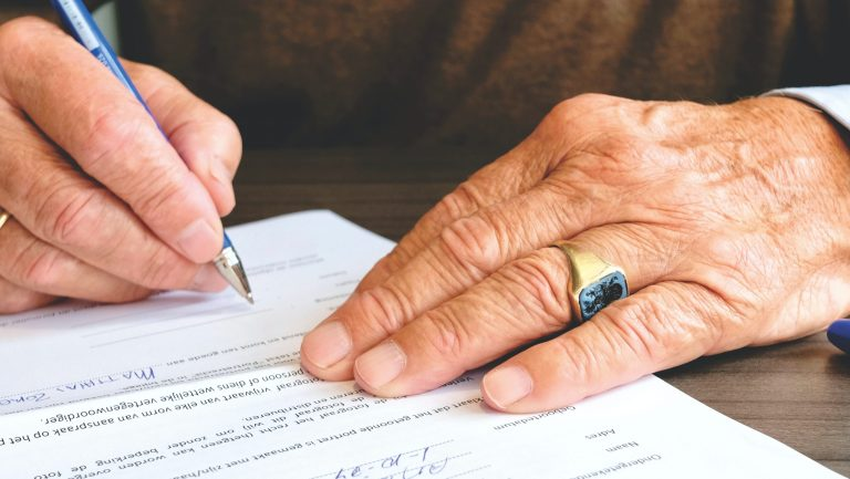 documents required for a will