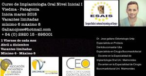 Esais - Curso de implantología oral