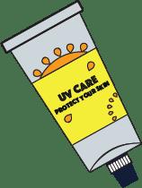 紫外線対策UVケア