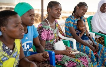 How teen mums who have been left behind in Tanzania are getting their future back