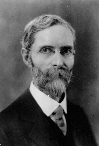 Sir Charles Edward Saunders FRSC PhD, 1867-1937.
