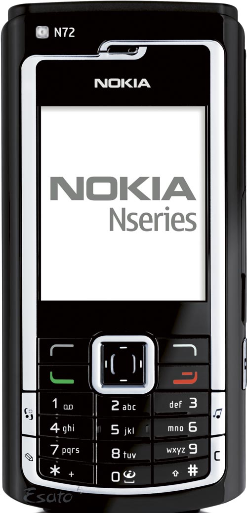 Nokia N72 picture gallery