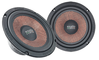 3 inch (8 cm) Midrange Set Max. 80 Watts Frequency Response: 75 Hz – 8 kHz Mounting depth: 41 mm