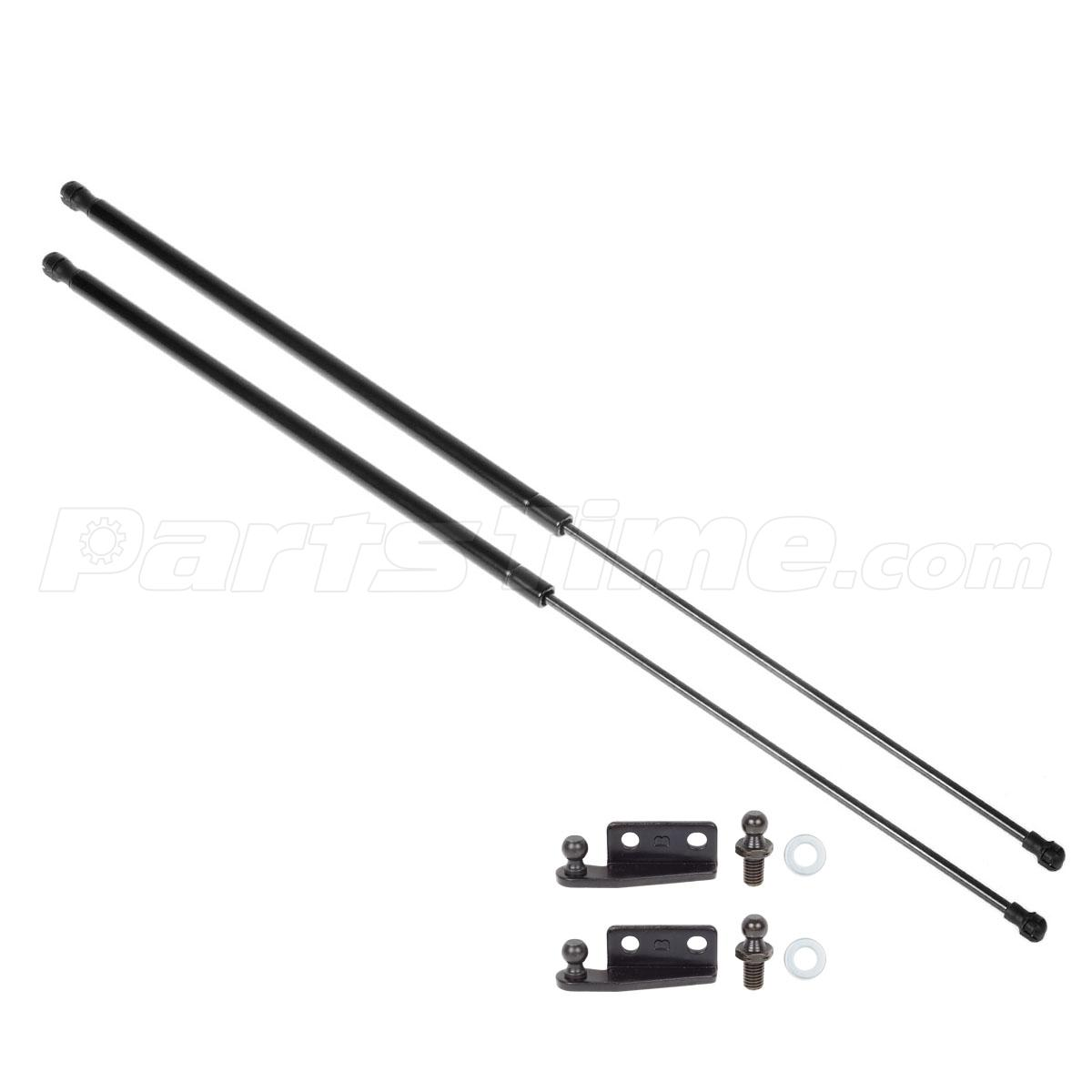 Qty 2 Hatch Lift Supports Prop Rod Shock Damper Gas Spring