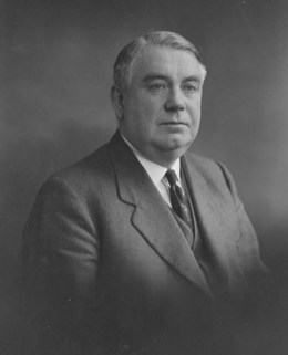 Dr Thomas McLaughlin, First Managing Director of ESB (1896-1971)