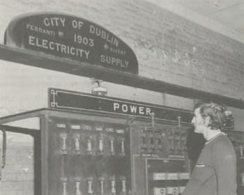 Original equipment at Pigeon House plant