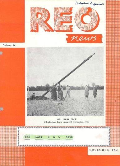 REO News, 1961