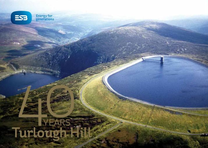 Turlough Hill 40th Anniversary Brochure - 2014