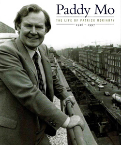 Paddy Moriarty, former ESB CEO
