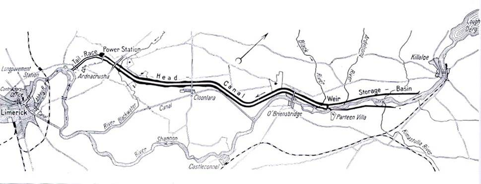 Map of Shannon Scheme