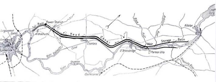 Map of Shannon Scheme