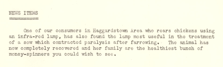 Haggardstown-R.E.O.-June-1950-P