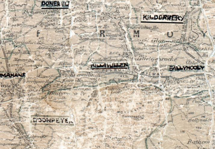Killavun-Map-cork
