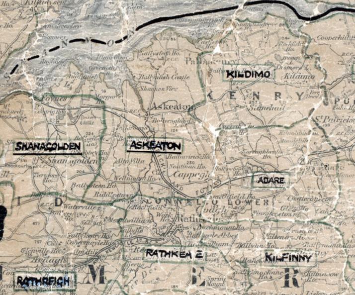 Askeaton-Map-limerick