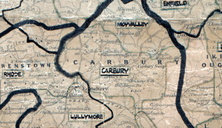 Carbury-Map-portlaoise