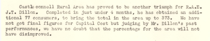 Castleconnell-1-R.E.O.-September-1950-P