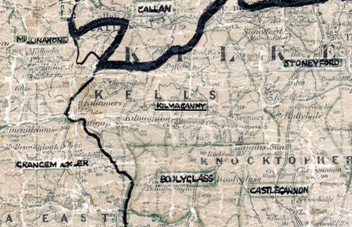 Kilmoganny-Map-waterford
