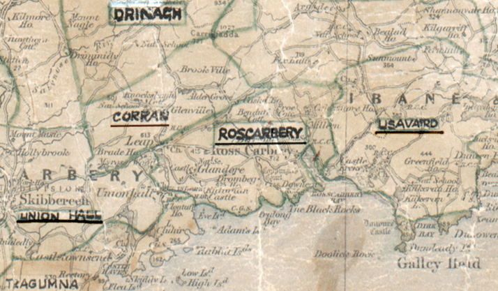 Rosscarbery-Map-cork