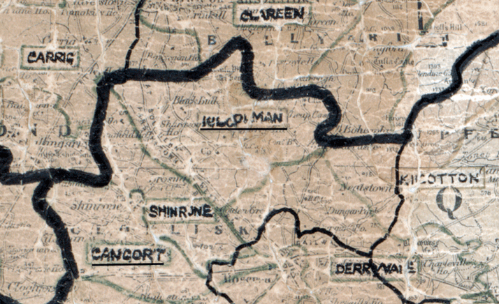 Kilcoleman-Map-portlaoise