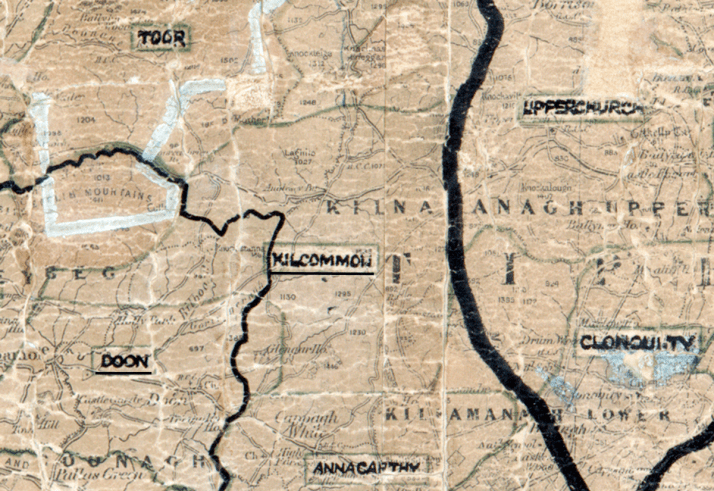 Kilcommon-Map-limerick