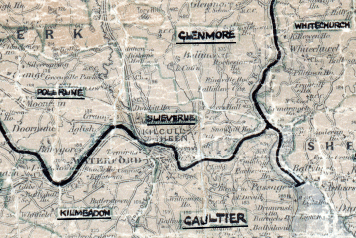 Slieverue-Map-waterford