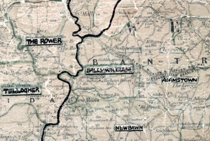 Ballywillaim-Map-waterford