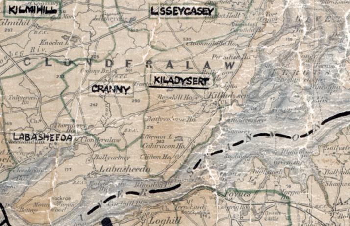 Kiladysart-Map-limerick