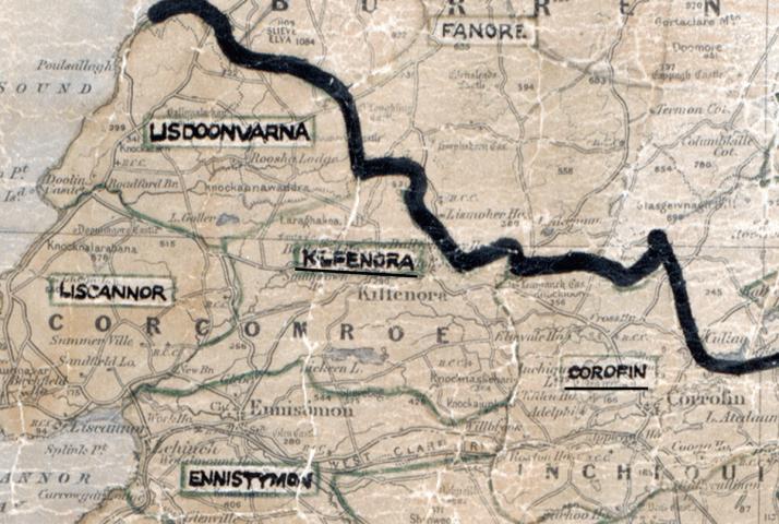 Kilfenora-Map-limerick