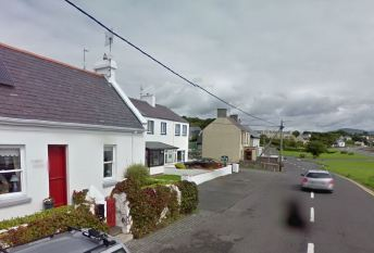 Rosses Point, Google Maps, August 2010