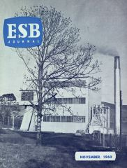 Arigna Station, ESB Journal, 1960