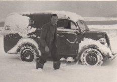 The Big Snow, 1958
