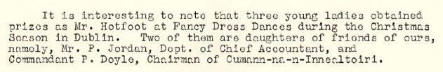 REO News, February 1949, Christmas fancy dress