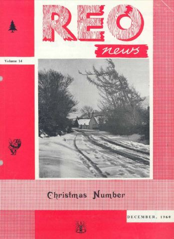 REO News, December 1960