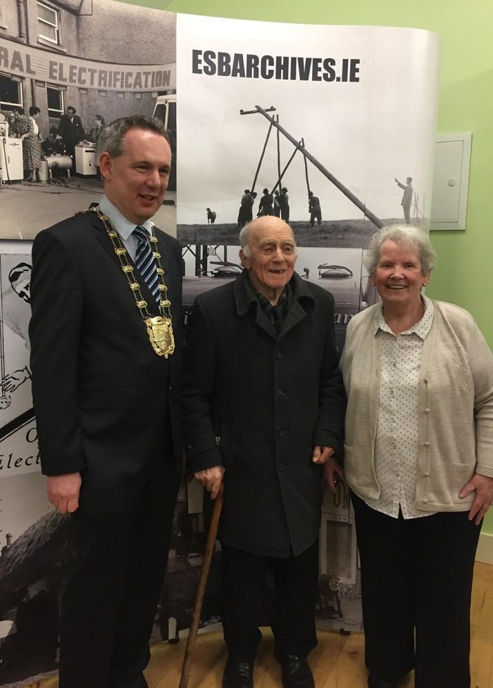 Mayor of Fingal, Darragh Butler, Charlie Rooney & Una O'Brien